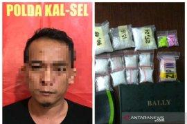 Dalam seminggu, Polda Kalsel ringkus 55 pengedar narkoba