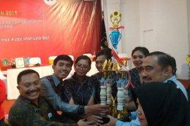 Kota Denpasar jadi duta Bali pada lomba kadarkum tingkat nasional