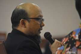 Penyidik KPK Novel Baswedan sebut enam anggota DPR tekan Miryam soal kasus KTP-e