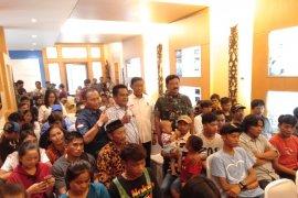 36 warga Sumatera Utara di Wamena tiba di Medan