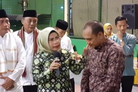 Bupati Serang berikan bantuan 19 warga yang pulang dari Papua