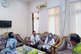 DPMPD - Balatmas Banjarmasin Bangun Komunikasi Laksanakan Pelatihan BUMDes