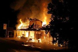 Polisi selidiki kebakaran 7 ruko di Semitau Kapuas Hulu