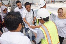 Inspeksi Komisi A DPRD Surabaya ke lokasi pembangunan SPBU BP-AKR dipertanyakan