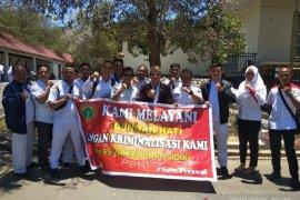 Perawat Gorontalo Utara harap segera menerima jasa layanan