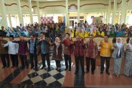 Kominfo ajak millenial Tanjabtim ikut kampanyekan hidup sehat cegah  'stunting'