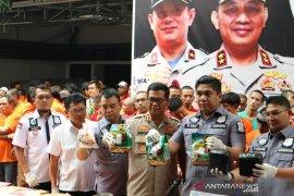 Berusaha selundupkan narkoba, polisi tangkap enam WNA dalam Operasi Nila Jaya 2019