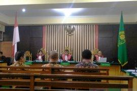 """Sidang """"ketok palu"""" hadirkan saksi mantan pimpinan DPRD"""