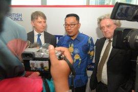 Gubernur Jabar doakan Wiranto cepat pulih