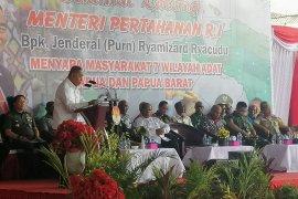 Ryamizard:  Papua bagian integral Indonesia
