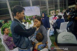 Kedatangan Pengungsi Kerusuhan Wamena Asal Jawa Barat