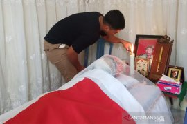 Penerjun pertama TNI AU asal Kalteng wafat