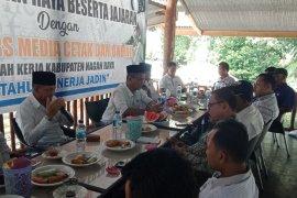 Bupati Nagan Raya siap lanjutkan program kerja pemerintah sebelumnya