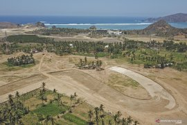 Komisi X DPR tinjau kesiapan sirkuit MotoGP Mandalika di Lombok