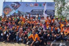 Relawan penanggulangan bencana alam diminta terus tingkatkan kapasitas