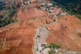 Banjir bandang landa Kawasan Kertasari Kabupaten Bandung