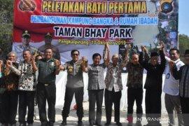 Pemprov Babel apresiasi pembangunan Kampung Bangka di Bhay Park
