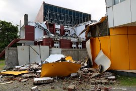 Gempa susulan guncang Maluku hingga 1.316 kali
