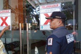 Setelah Ibis, giliran Hotel Great Surabaya disegel Satpol PP