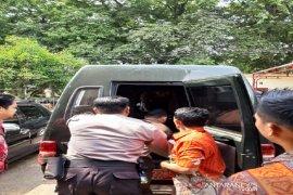 Tahananan narkoba Tabalong  coba  bunuh diri
