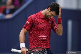Djokovic butuh tambahan poin untuk duduki peringkat pertama ATP Finals