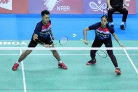 Kejuaraan  Dunia Junior - Ringkasan pertandingan, empat wakil Indonesia ke semifinal