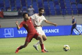 Pelatih: Timnas Indonesia masih terkendala fisik