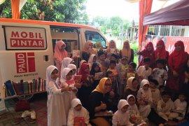 Askrindo serahkan bantuan mobil pintar untuk  Aceh