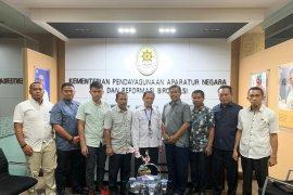 DPRD Gorontalo Utara perjuangkan tambahan kuota CPNS