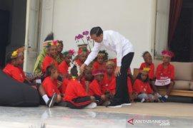 Presiden Jokowi: Pemerintah akan evaluasi Otsus Papua