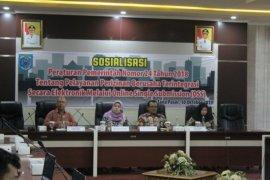 DPMPTSP Paser Gelar Sosialisasi Perizinan OSS
