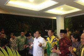 Ketua MPR RI Bambang Soesatyo apresiasi kenegarawanan Prabowo hadiri pelantikan presiden