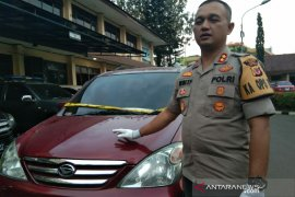 Pencuri mobil menggunakan kunci duplikat ditangkap polisi di Garut
