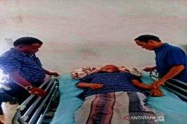 Maju di Pilkada Madina, Husein Nasution minta restu Amru Daulay
