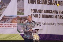Tingkatkan akuntabilitas belanja, Kementerian PUPR-Kejagung bersinergi