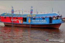 BKKBN Kalbar kembali gelar pelayanan di DAS Kapuas