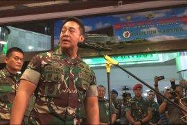Istri posting nyinyir soal insiden Wiranto ditusuk,  Komandan Kodim Kendari dicopot