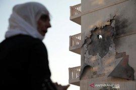 Ratusan orang dilaporkan tewas karena serangan Turki di Suriah