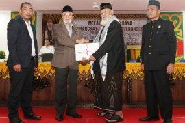 Majelis Tinggi Wali Nanggroe tetapkan enam  reusam