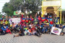 50 peserta gowes menuju Langsa