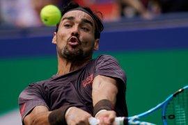 Fabio Fognini tersingkir persaingan ke turnamen ATP Finals