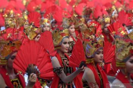 Festival Gandrung Sewu 2019