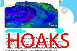 LIPI: Tidak benar Maluku ambles bila palung laut longsor