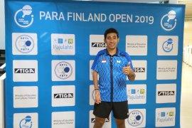 David Jacobs juara para tenis meja Finland Open 2019