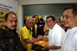 Ovie - Iwansyah makin mantap maju pilwali Banjarbaru
