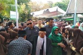 Ma'ruf Amin:  Paham radikal masih berkembang di Indonesia