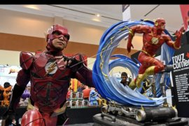 Pameran budaya pop 'Indonesia Comic Con'