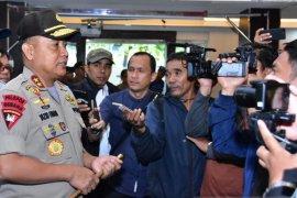 Kapolda komitmen berantas illegal logging dan mining
