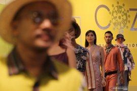Peluncuran Surabaya Fashion Week 2019