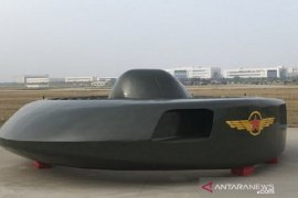 China akan uji coba helikopter mirip piring terbang pada 2020